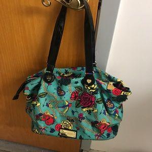 Betsey Johnson shoulder bag Tote hobo bag